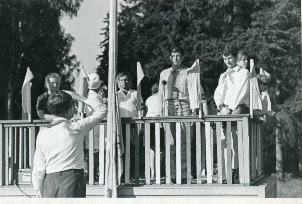 Розги в пионерском лагере 10 фотография