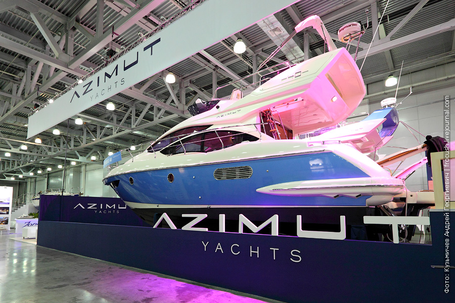 яхта Azimut Flybridge 40