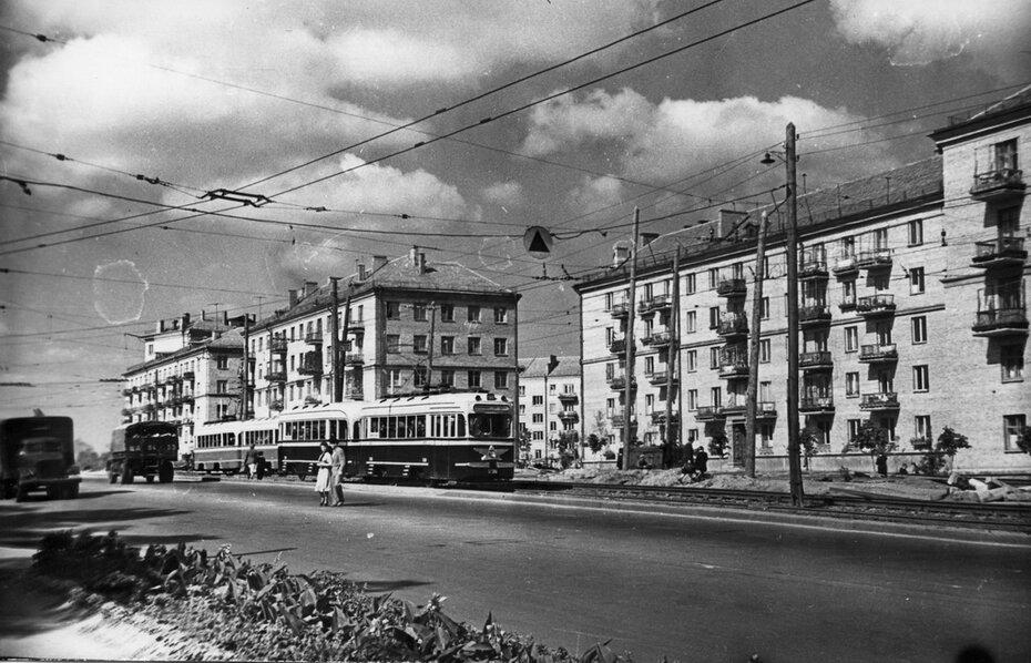 1959.10. Брест-Литовское шоссе