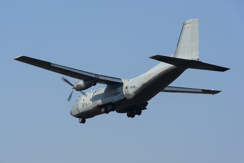 Transall C-160R (61-ZA) France Air Force DSC6585