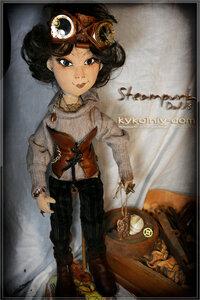 Steampunk Dolls. куклы в стиле Steampunk купить