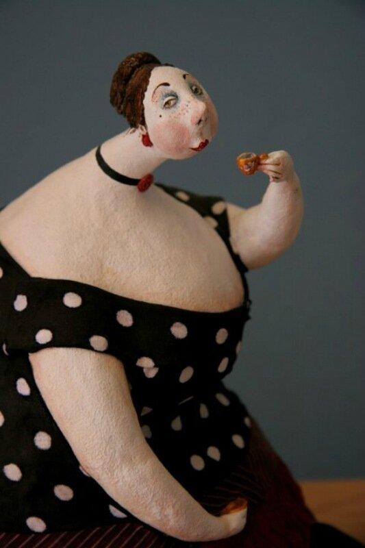 Фото женщины толстушки в колготках 4 фотография