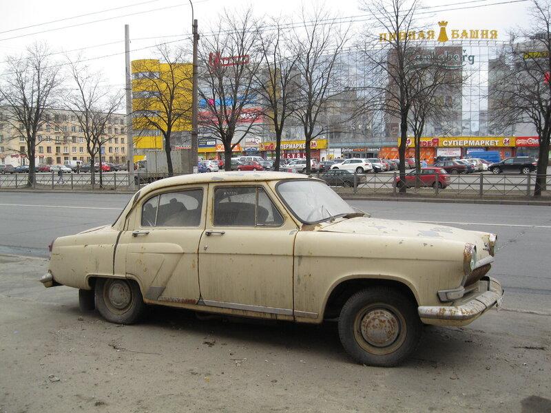 Не хочется платить за «времянку»? ГАЗ-21 «Волга» 3-ей серии. Абсолютное большинство этих автомобилей было выпущено во второй половине 1960 гг.
