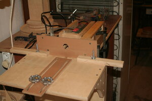 Стол для ручного фрезера своими руками с
