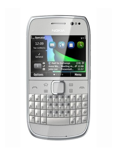 Nokia E6 (источник: mobile-arsenal.com.ua)