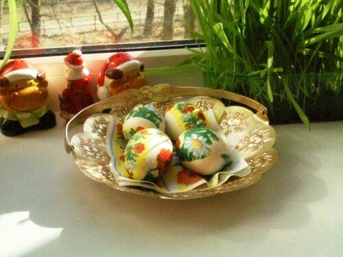 яйца на пасху 2013