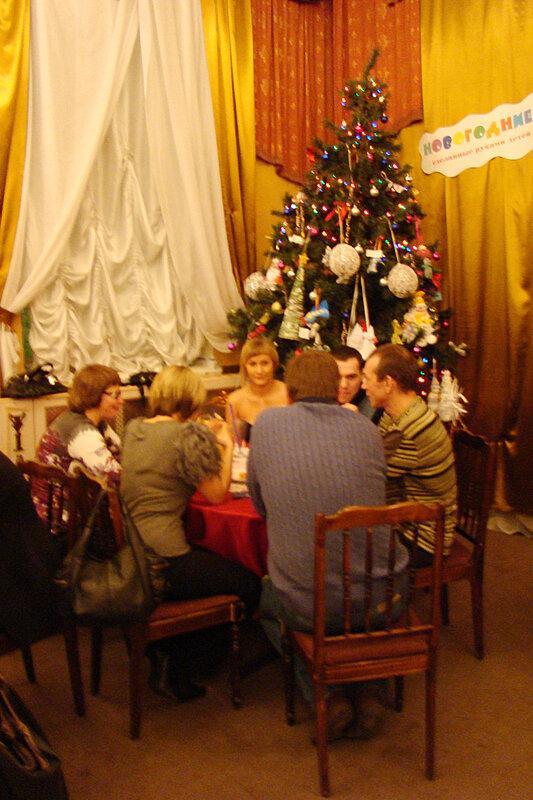 Красноярский театр им. А. С. Пушкина. Январь 2012 г.