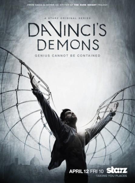 Демоны Да Винчи / Da Vinci's Demons (1 сезон/2013/HDTV 720p/HDTVRip)