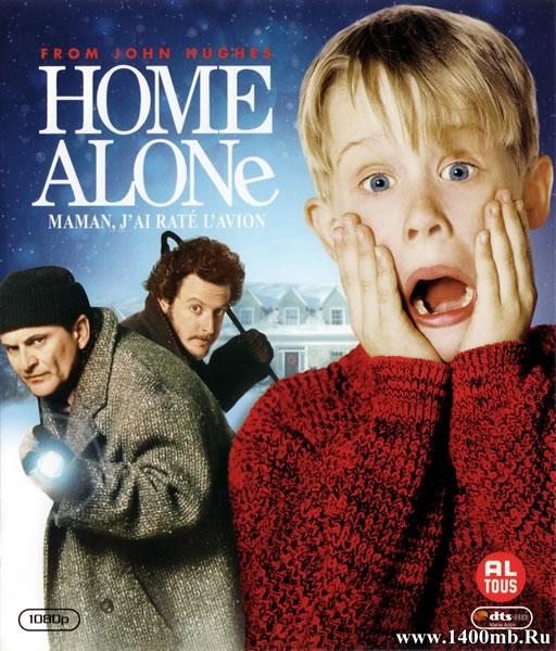 Один дома / Home Alone (1990/BDRip/HDRip)