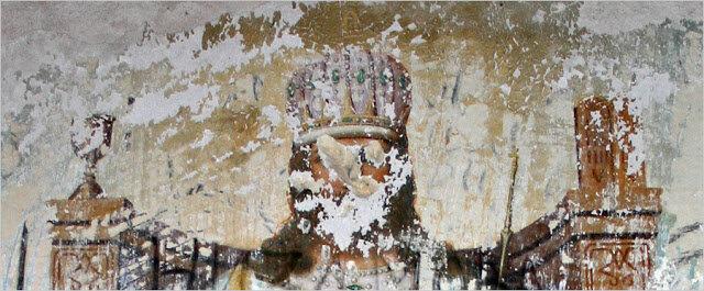 Иконографический тип, изображающий Иисуса Христа как «Царя царствующих и Господа господствующих» (15.04.2013)
