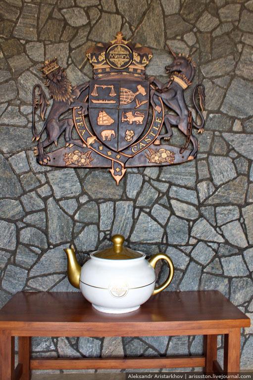 Шри-Ланка_Чайный замок_18