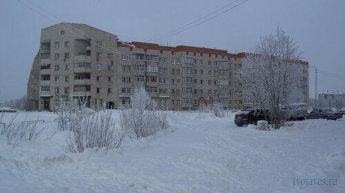 Фото города Инта №3518  Морозова 16, Мира 68 и 66 10.02.2013_12:11