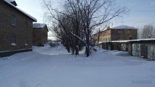 Фото города Инта №3796  Чернова 6, 6а и Январская 13 19.02.2013_13:03