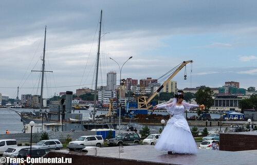 где фотографироваться на свадьбу во Владивостоке