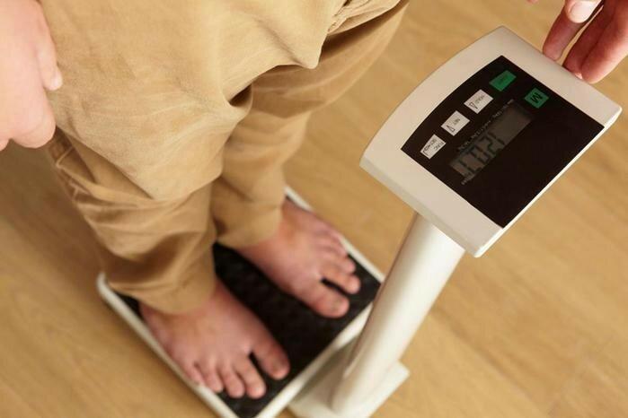 Доход мужчины зависит от его веса