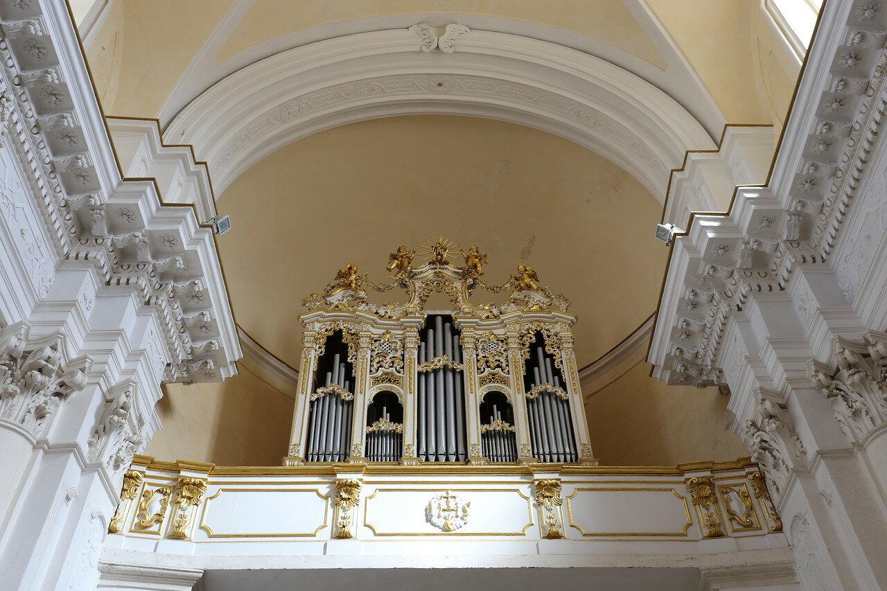 Cattedrale di Noto interiors