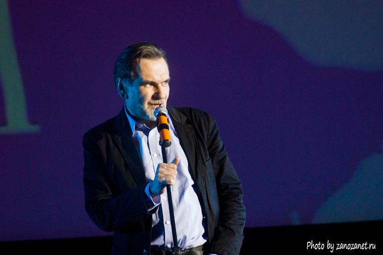 Сергей Сельянов. Церемония закрытия фестиваля Святая Анна 2013.