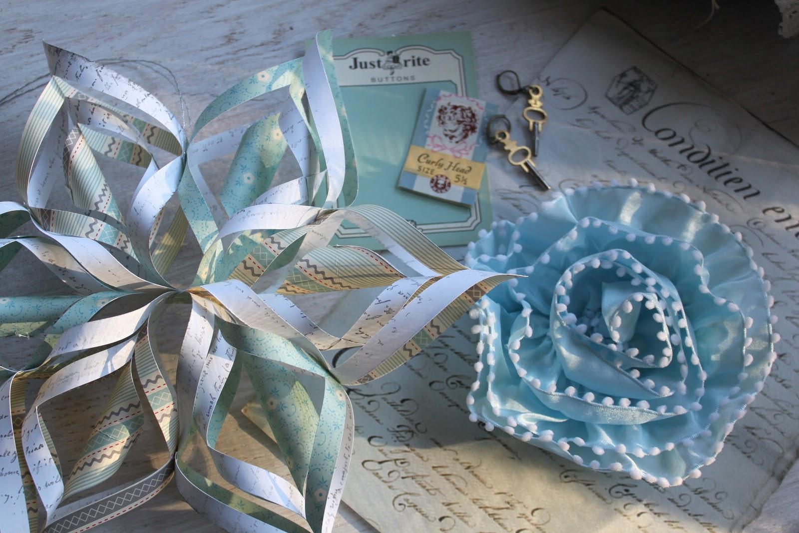Бумажные  снежинки.  Paper  Snowflakes.  Последние  идеи  декора  в  последние  предновогодние  дни