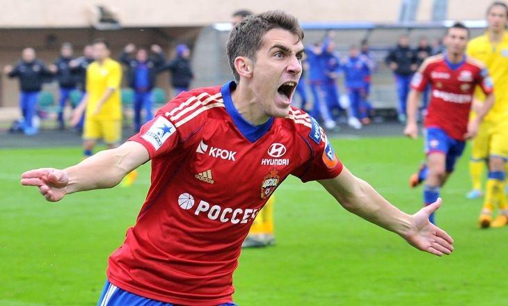 Житель россии Базелюк забил гол всвоем третьем матче за«Эшторил» заполгода