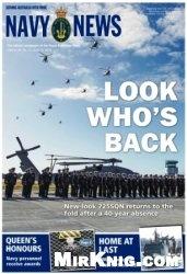 Журнал Navy News №11  2015