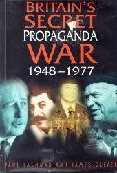 Книга Britain's Secret Propaganda War, 1948-1977