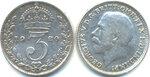 Англия,Великобритания, 3 пенса, 1920 год.jpg
