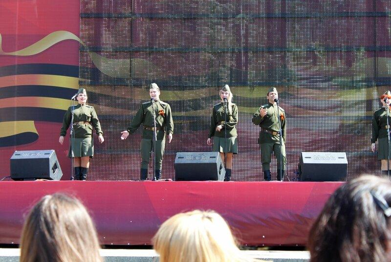 Концерт Дня Победы 2013