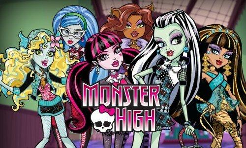 �������� ����� �������� - Monster high