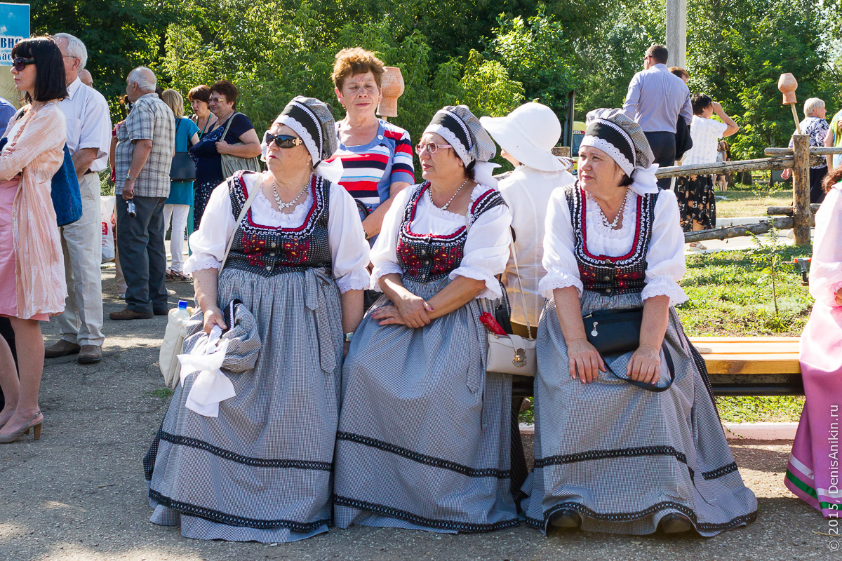 250 лет переселения немцев в Россию 34