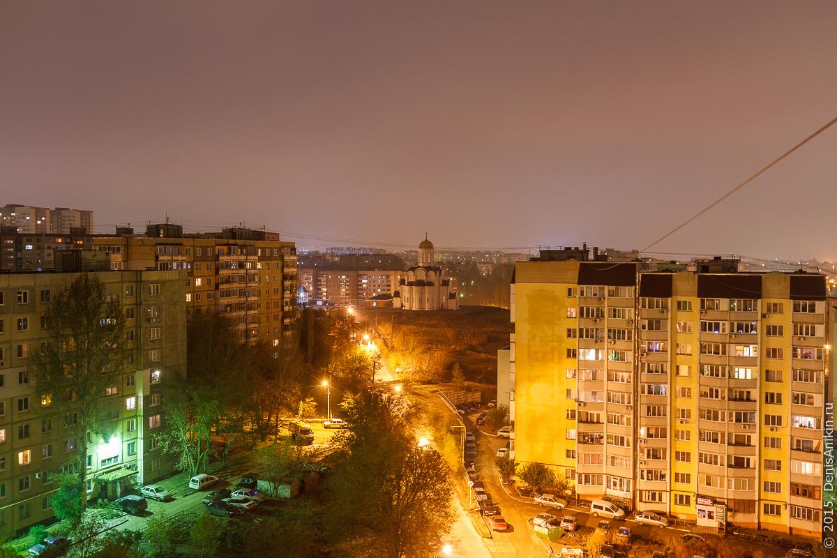 Солнечный ночью. Саратов 1