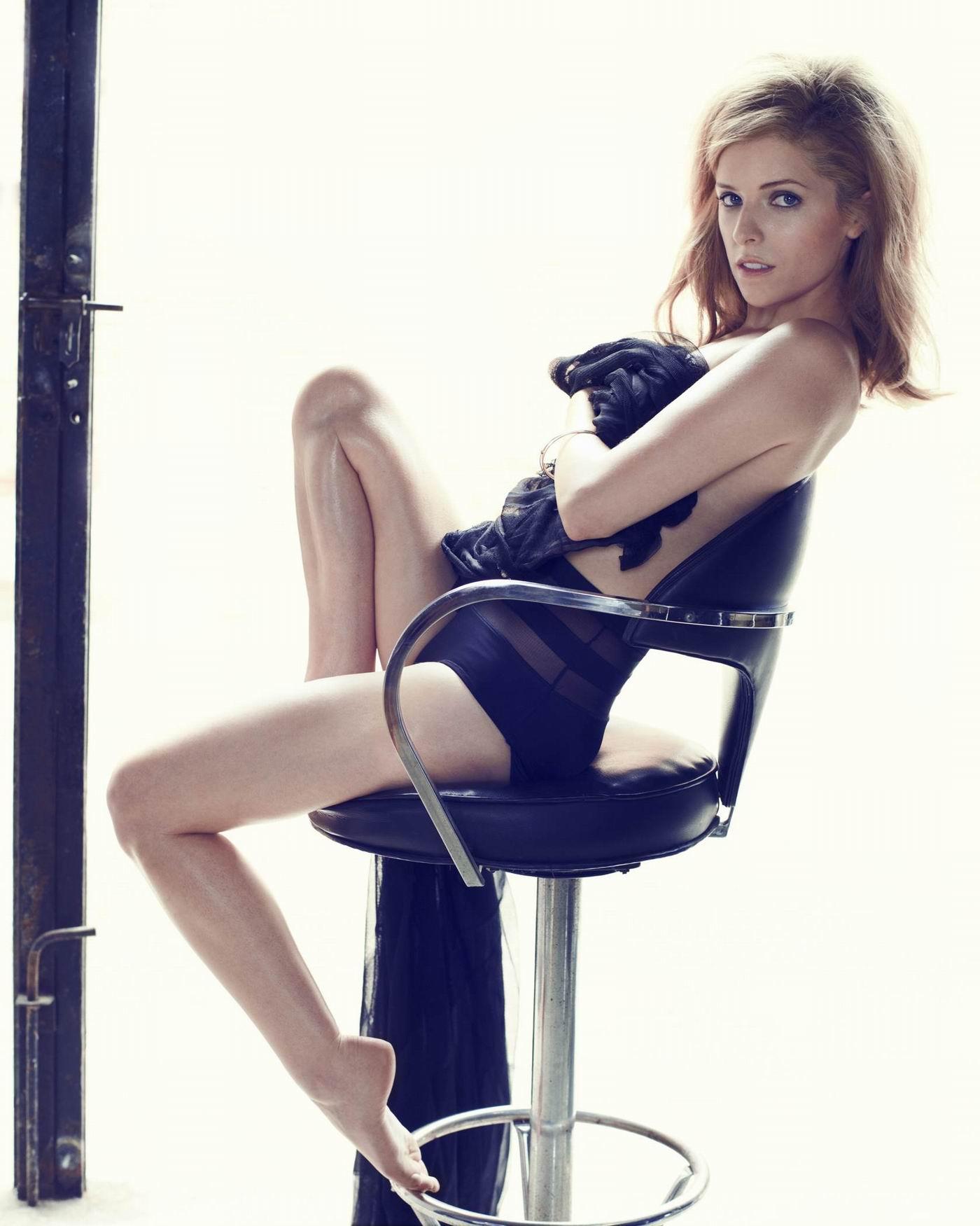 Анна Кендрик (Anna Kendrick) - GQ Сентябрь 2013