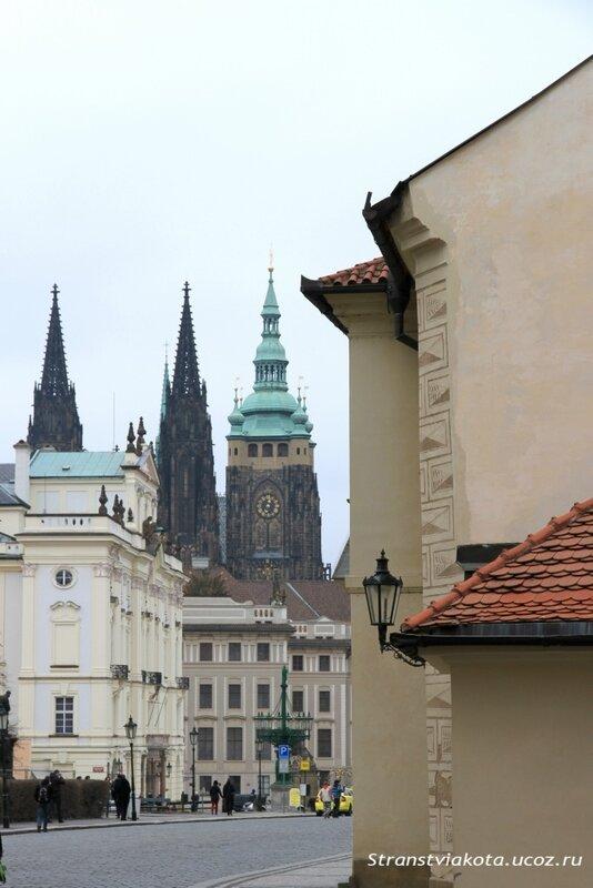 Прага, Градчаны