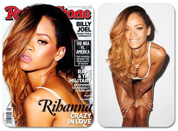 Rihanna / Рианна, фотограф Terry Richardson