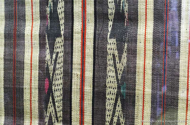 Ткань.Индонезия