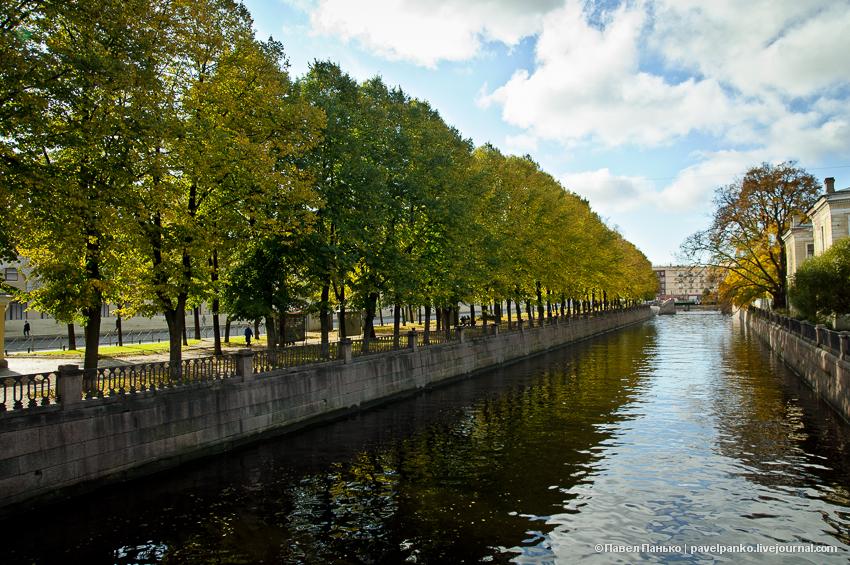 набережная канал Питер Санкт-Петербург панько pavelpanko