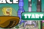 Спанч Боб битва в космосе