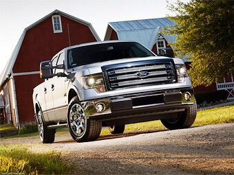 Новые машины в США раскупались в 2012 году активнее