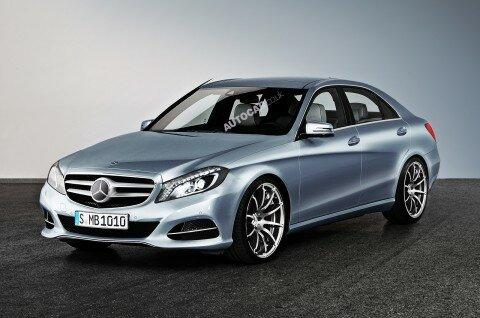Молодежь выберет  Mercedes-Benz C-класса четвертого поколения