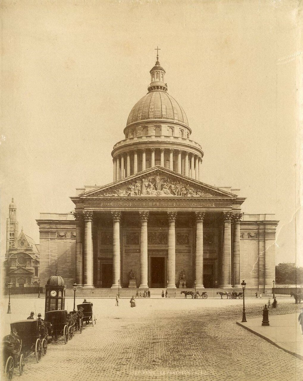 1880-е. Пантеон