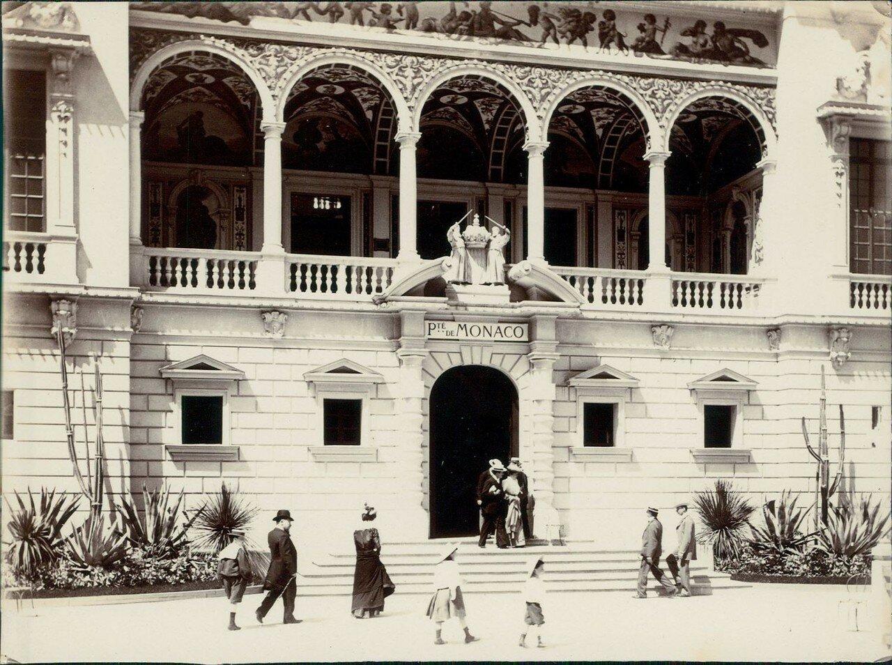 Павильон Монако