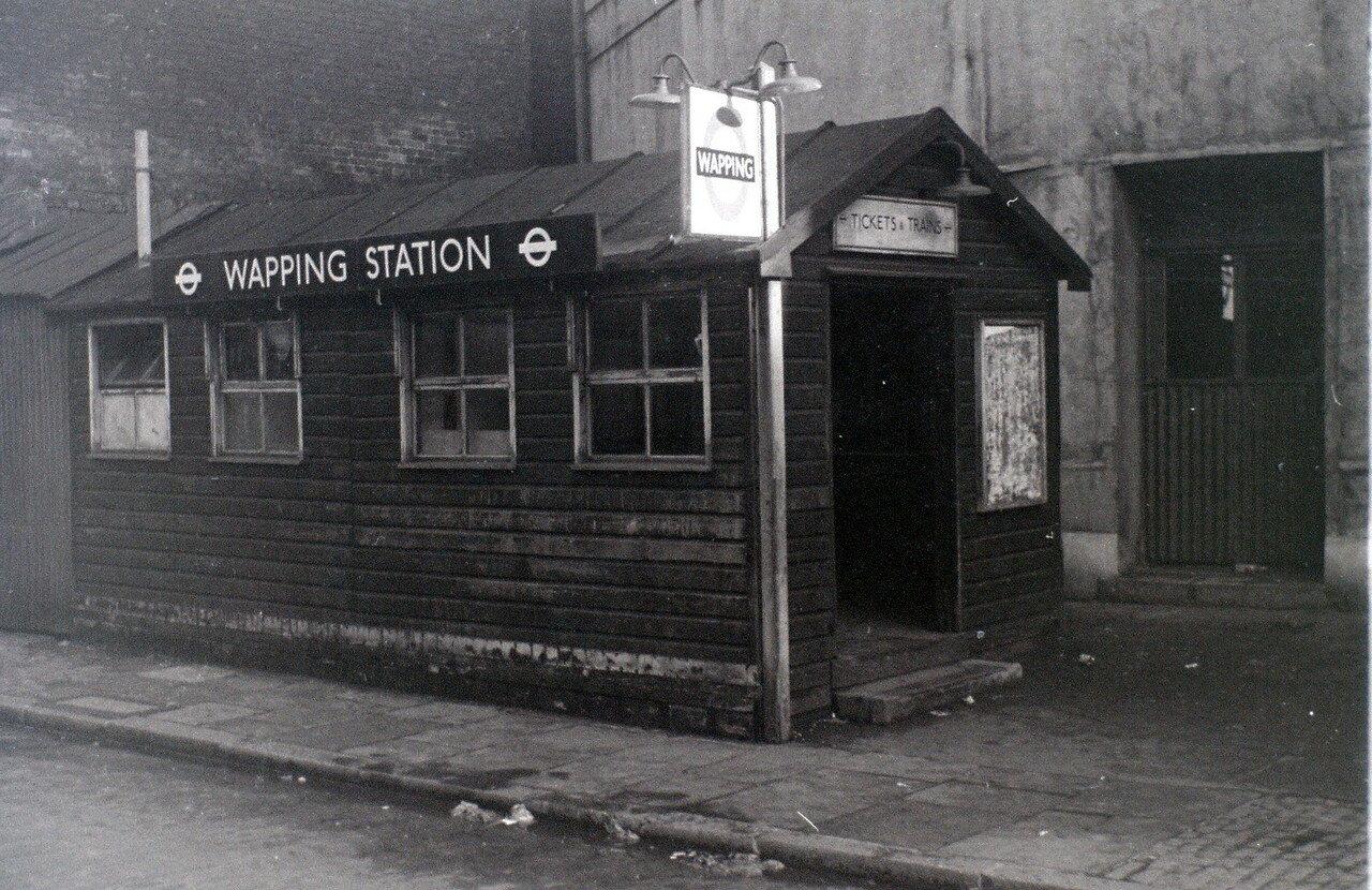 Станция Уоппинг