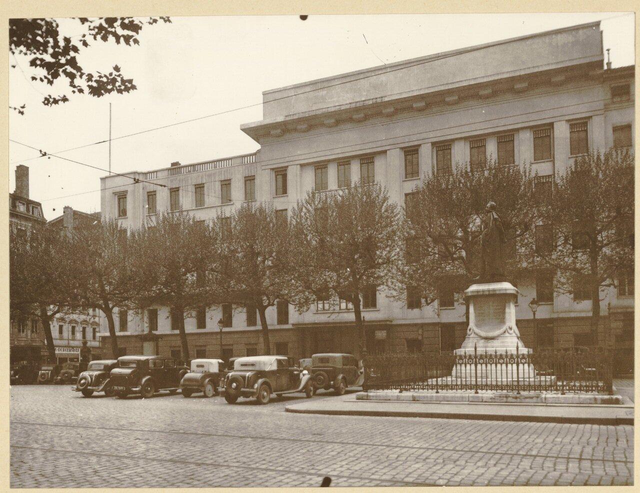 1938. Площадь Толозан