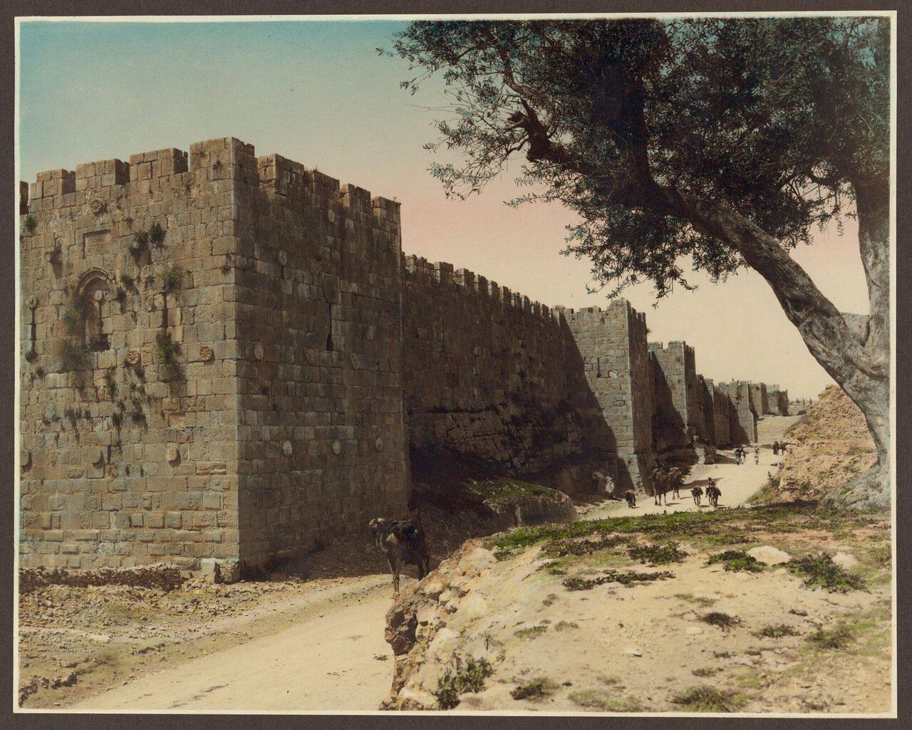Городские стены, Иерусалим