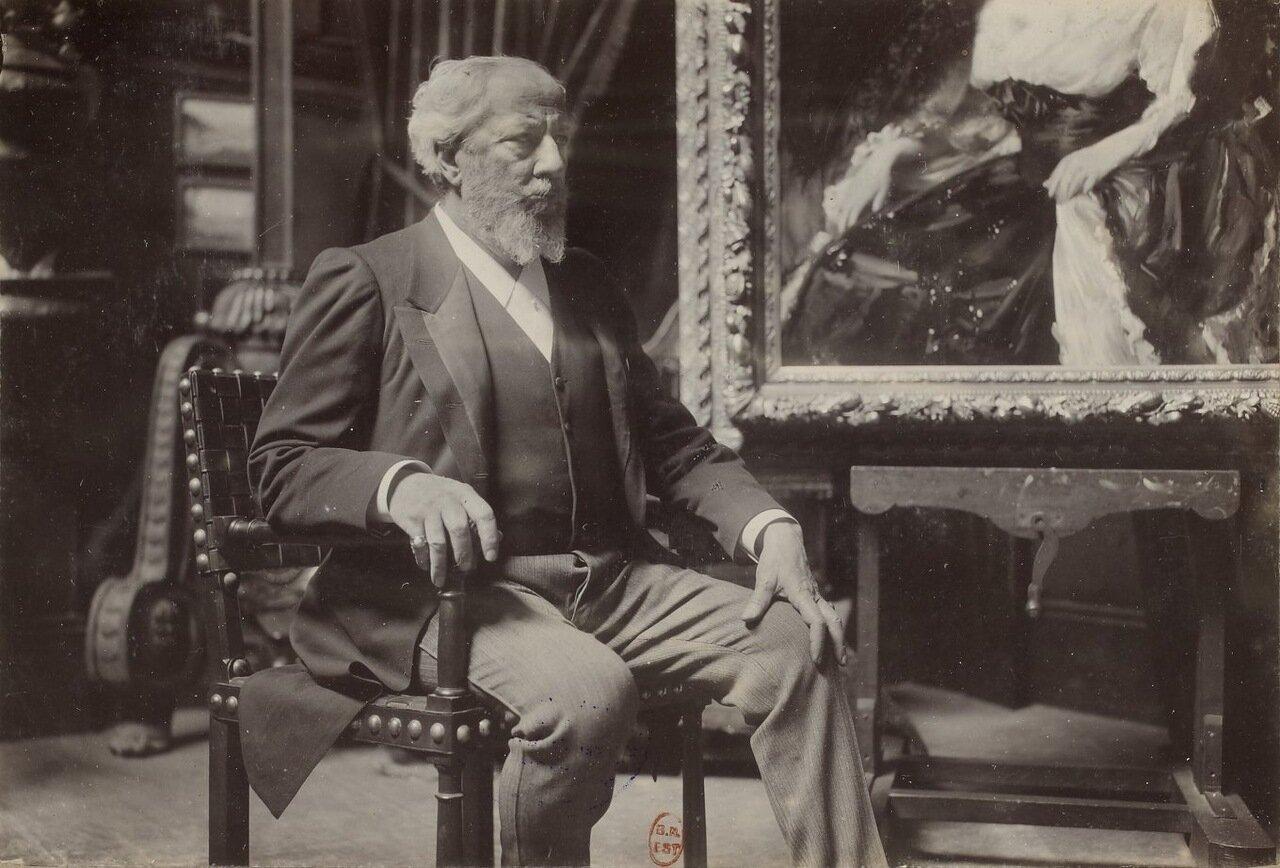 Карл-Август-Эмиль Дюран (1837–1917).
