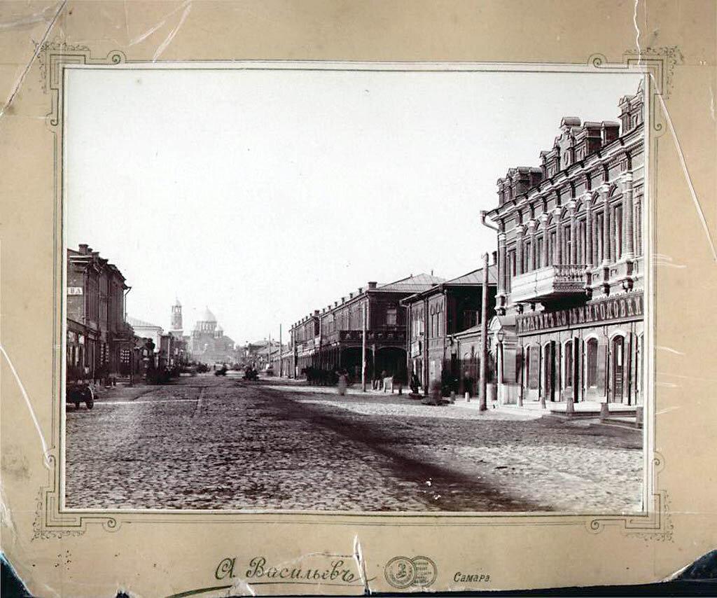 2. Вид по улице Соборной