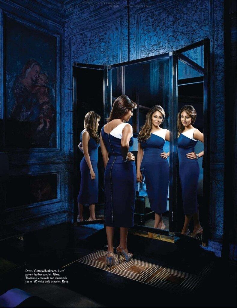 Gauri - Vogue Magazine - april 2012