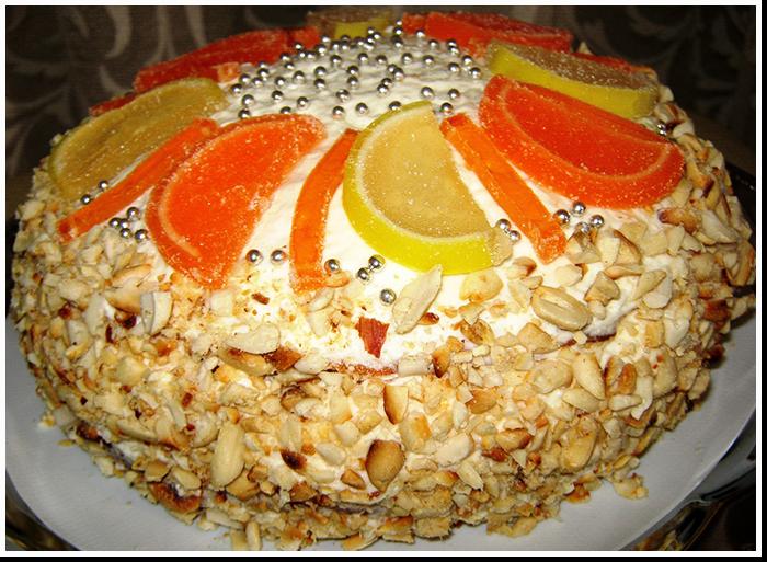 На торт из мастики торт маковый