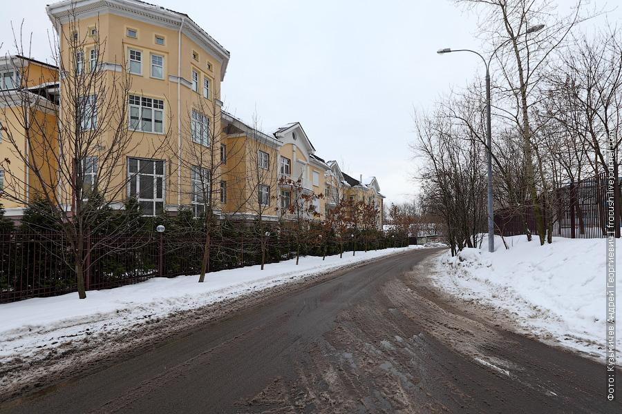 жилой комплекс Захарково