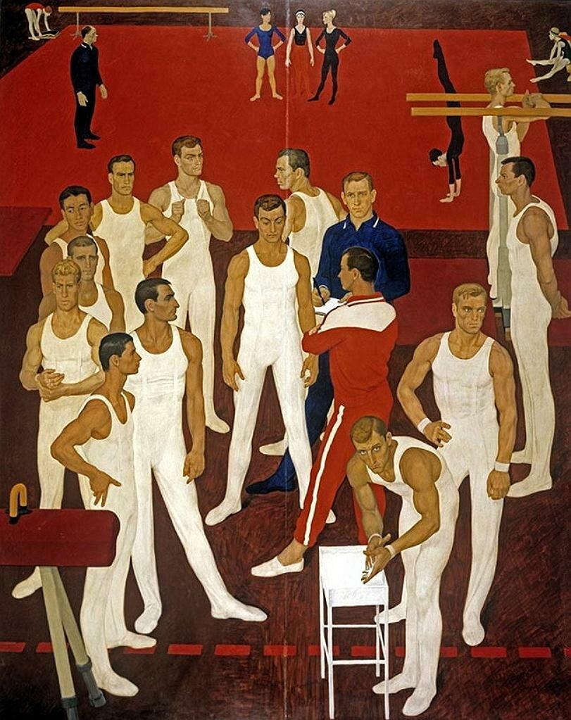 Гимнасты СССР, 1964, Жилинский Дмитрий Дмитриевич (1927-)