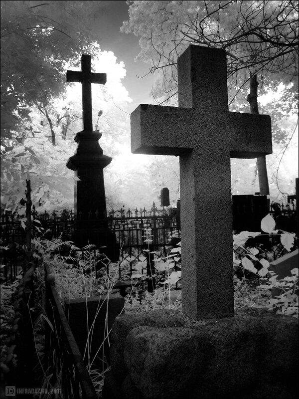 Одесса. Часть 2. Молчание (Второе христианское кладбище)